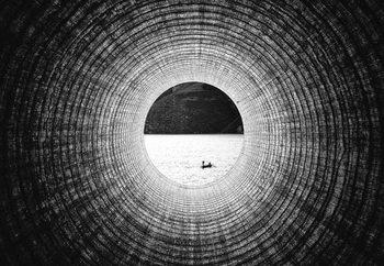 Eye Of Samsara Fototapet