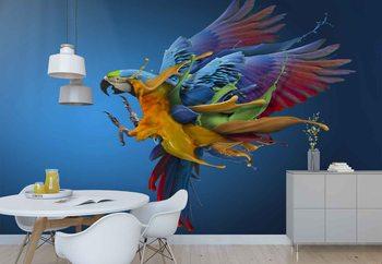 Flying Colours Fototapet