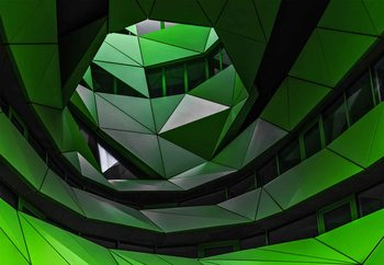 Green Offices Fototapet