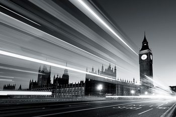 London - Big Ben Fototapet