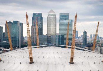 London Calling Fototapet