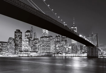 MANHATTAN SKYLINE Fototapet
