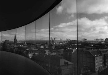 Metropolis View Fototapet