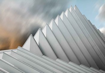 Pyramid Lille Fototapet