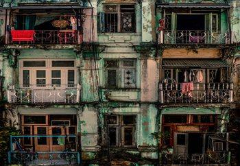 Remnants Of Another Era Fototapet