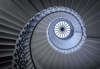 Staircase Fototapet