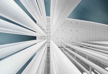 The Pillar Shed Fototapet