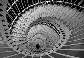 The Stair Eye Fototapet