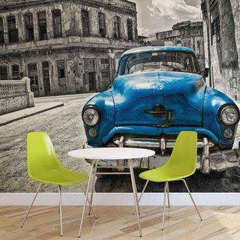 Vintage Car Fototapet