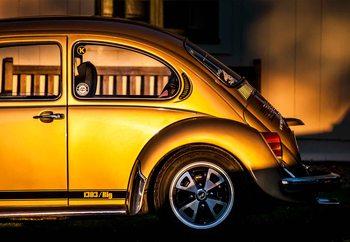 Vw Beetle Fototapet