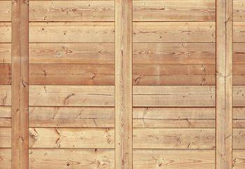Wood Plank Texture Fototapet