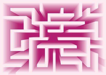 Abstrakcyjny nowoczesny wzór Fototapeta