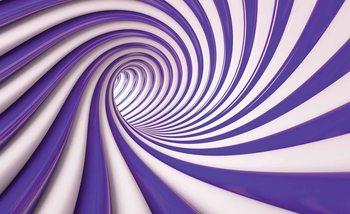 Abstrakcyjny wzór spirala Fototapeta