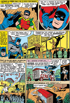 Batman and Robin Comic Fototapeta