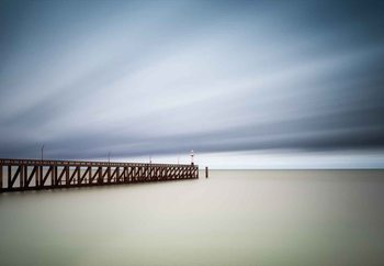 Fototapeta Blankenberge Pier