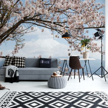 Fototapeta Cherry Blossom Tree