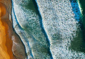 Fototapeta Curl Curl Aerial
