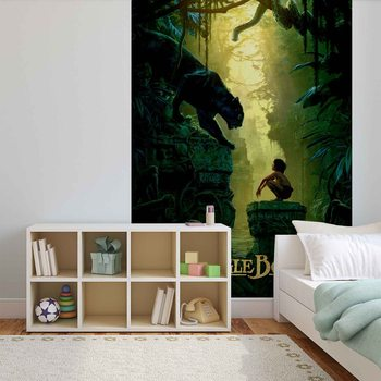 Fototapeta Disney Kniha džunglí