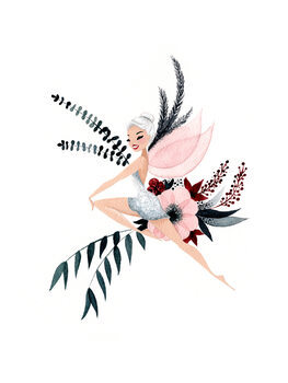 Fototapeta Frozen Fairy 01