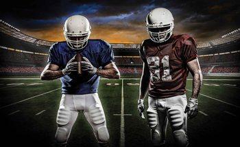 Futbol amerykański Fototapeta
