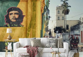 Fototapeta Grafitti En La Habana Vieja