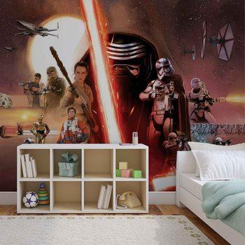Gwiezdne wojny: Przebudzenie mocy Fototapeta
