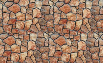 Fototapeta  Kamenná stěna
