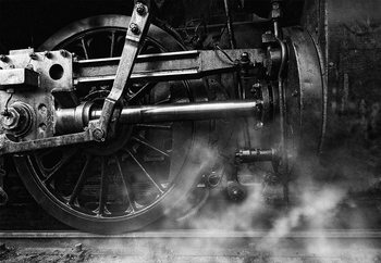 Fototapeta  Locomotive Breath