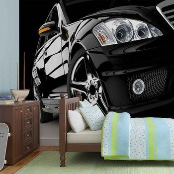 Luksusowy samochód Fototapeta