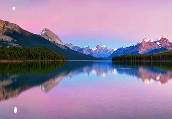 Fototapeta Maligne Lake