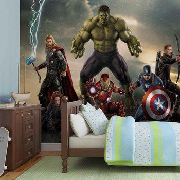 Fototapeta Marvel Pomstitelia Bitka