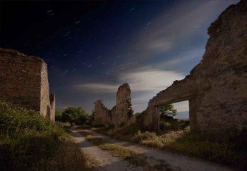 Fototapeta  Mendinueta A Forgotten Place
