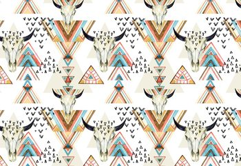 Fototapeta Modern Boho Chic Pattern