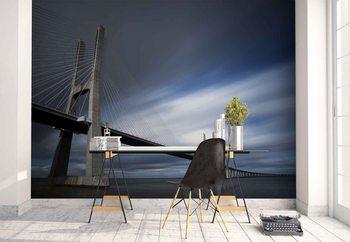 Ponte Vasco Da Gama Fototapeta