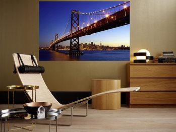 Fototapeta SAN FRANCISCO - skyline