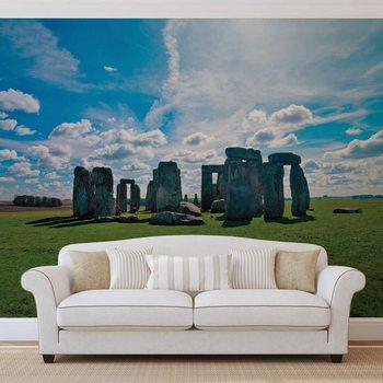 Fototapeta Stonehenge kamení, příroda