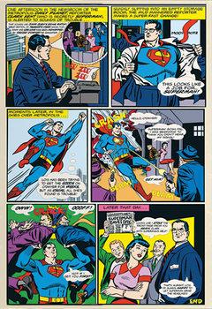 Fototapeta Superman komiks