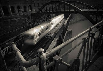 Fototapeta  The Fast Line