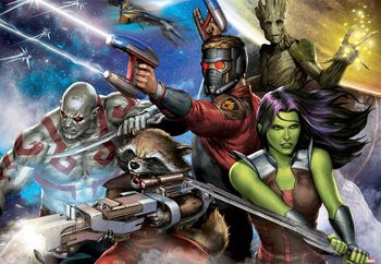 Fototapeta  The Guardians of the Galaxy (10909)