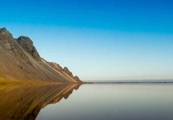 The Silence Of Stokksnes Fototapeta