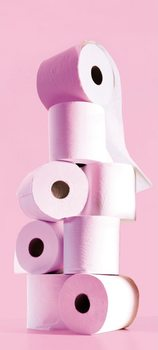 Fototapeta Toaletný papier