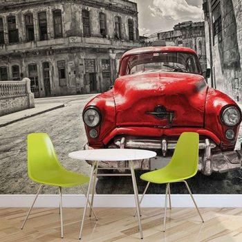 Fototapeta Vintage auto