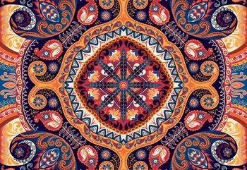 Fototapeta  Vintage Ethnic Pattern
