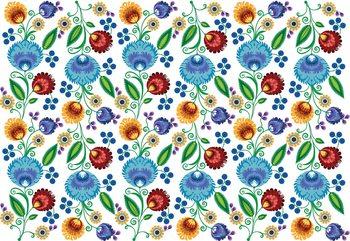 Fototapeta  Vintage Floral Pattern