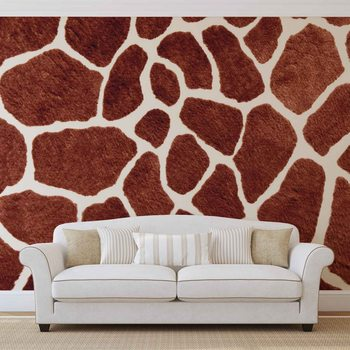 Fototapeta Žirafa Abstrakt