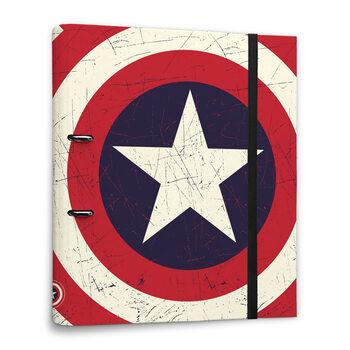 Fourniture de bureau Captain America - Shield
