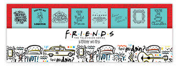 Fourniture de bureau Friends - notes autocollantes