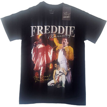 T-Shirt Freddie Mercury - Great Pretender