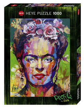 Puzzel Frida