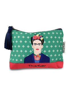 Geantă Frida Kahlo - Green Vogue